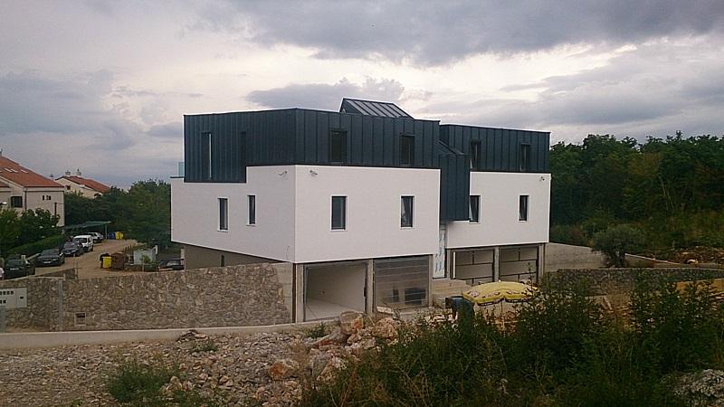 Riverclack u gradnji obiteljskih objekata